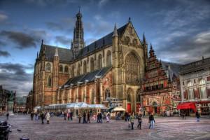 Dagje uit in Haarlem