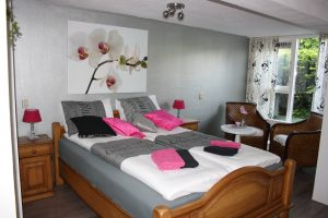 Bed and Breakfast onder ons in lisse