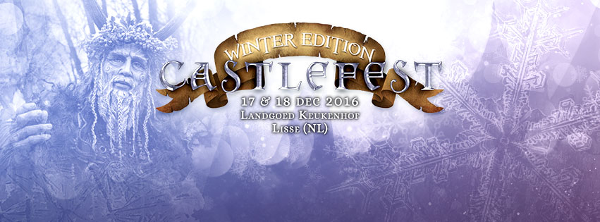 Castlefest Winter Edition 2016 Keukenhof Bollenstreek