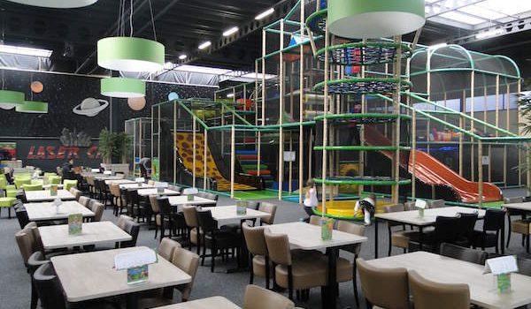 Monkey Town Indoor speelparadijs in Warmond