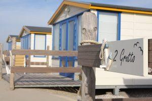 Strandhuisjes Noordwijk