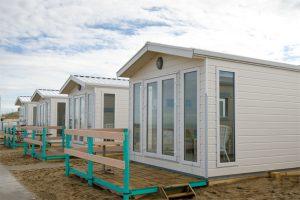Strandhuisjes Key West in Katwijk