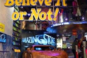 Ripley's Believe It or Not! Amsterdam