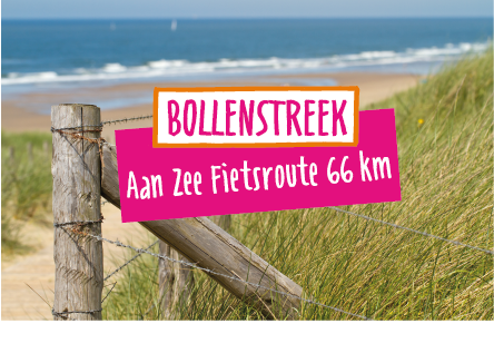 Bollenstreek aan Zee fietsroute