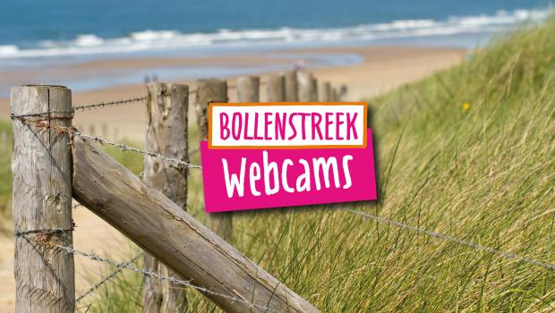 Webcams strand in Noordwijk en Katwijk aan Zee