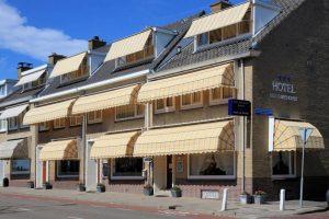 Kom helemaal tot rust bij Hotel van Beelen in Katwijk
