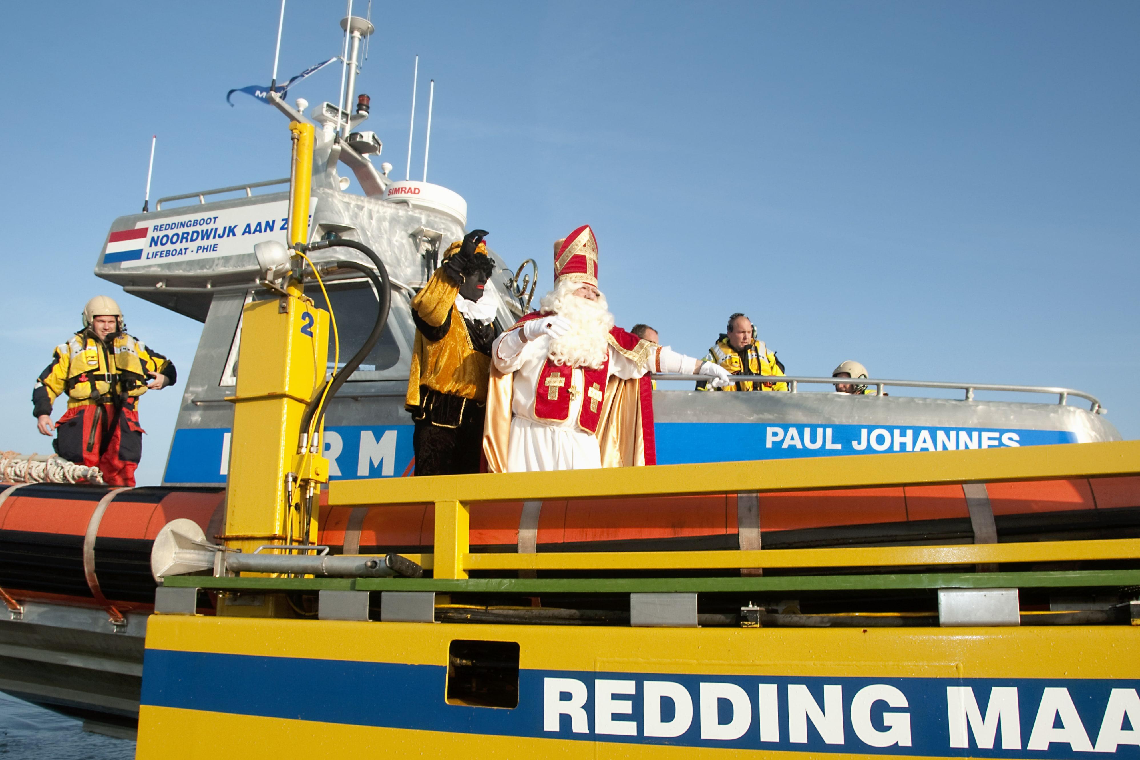 Sinterklaas intocht Noordwijk