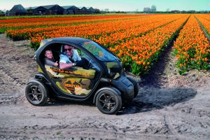 Elektrisch rijden voor de fun met de Renzy GPS Tour