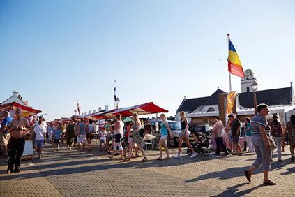 Toeristenmarkt Katwijk