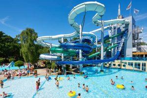 Zwembaden in de Bollenstreek