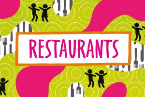 Restaurants in de Bollenstreek