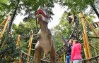 Dino's op Duinrell