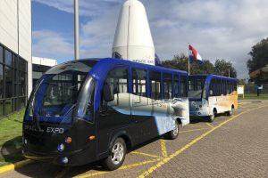 Ruimtevaart museum Space Expo in Noordwijk