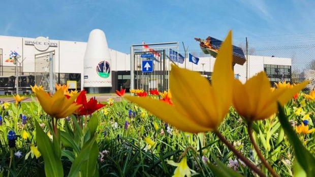 Space expo Museum Noordwijk