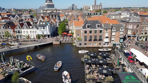 Museumstad Leiden